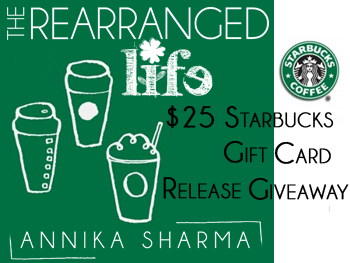 The ReArranged Life giveaway