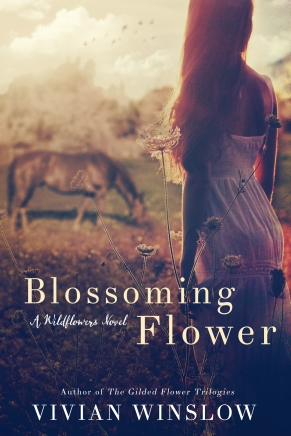 BlossomingFLower Horse